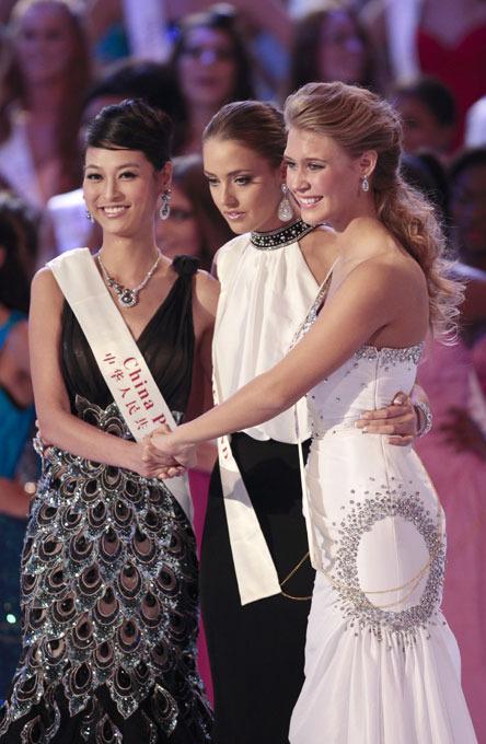 Мисс Мира 2010