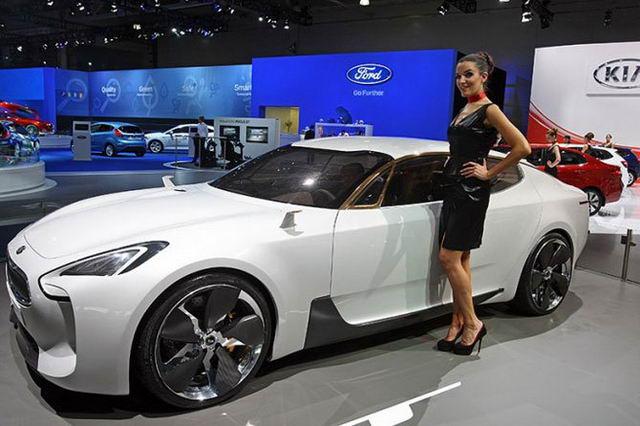 9 самых интересных концепт-каров Московского автосалона
