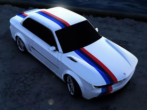 Как выглядит BMW будущего
