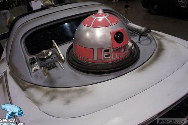 автомобили Звездные Войны