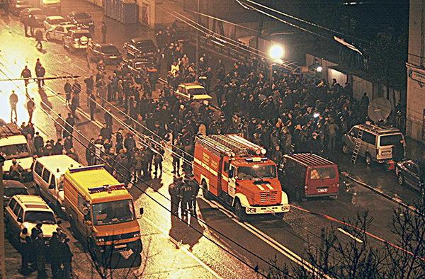 Россия вспоминает жертв Норд-Оста